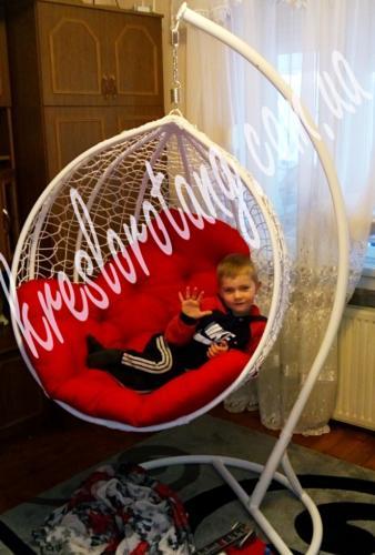 подвесное кресло-кокон эко премиум
